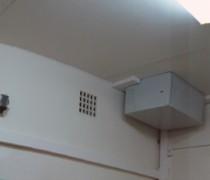 Кабель-канал, серверный шкаф, электрический щиток, розетки