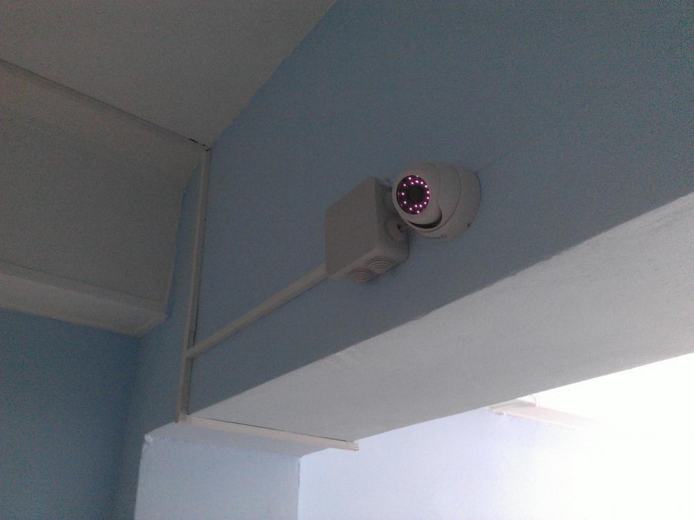 Профессиональная установка видеонаблюдения в магазинах и павильонах г. Курск. Готовые решения: технологично и недорого.